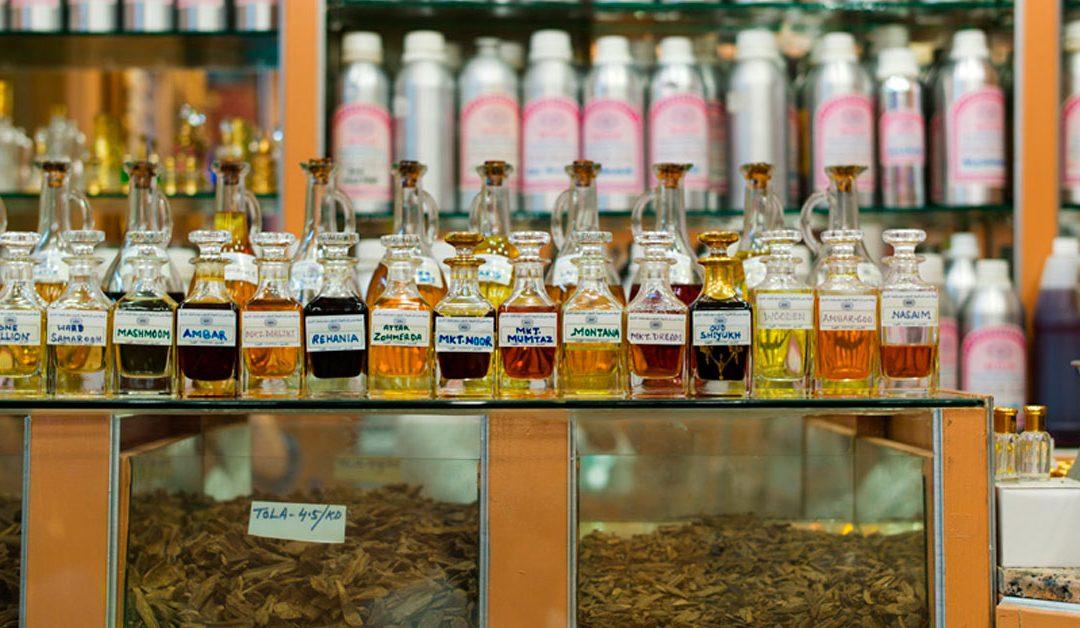 Alkoss saját illatot! Parfümkészítő workshop Daniel Pescio-val
